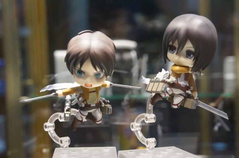 Cool Anime Toys We Saw At Toy Fair
