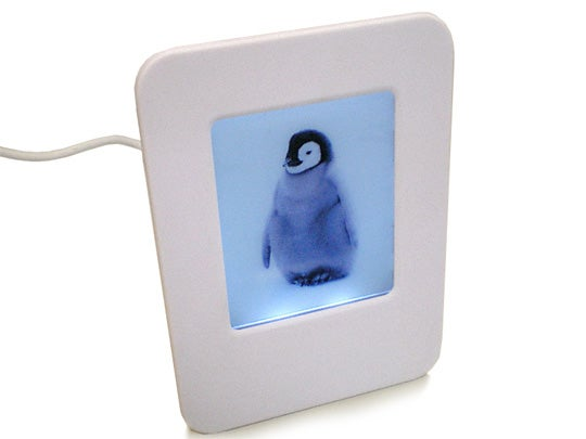 USB Hub Photo Frame Misses Crucial Digital Parts