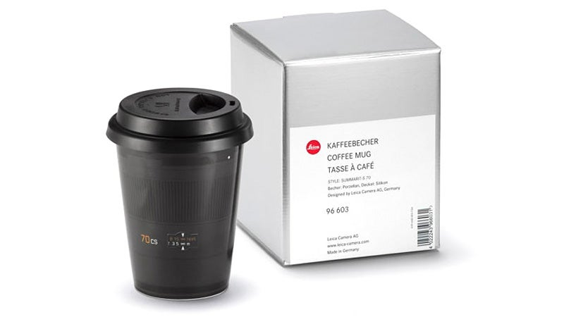 Could Someone Please Show Leica How to Make a Proper Lens Mug?