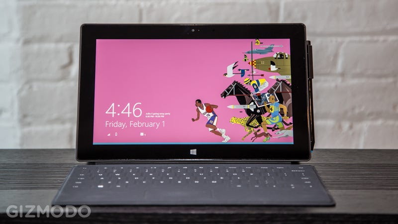 Surface Pro Availability Is Looking Dismal On Launch Day