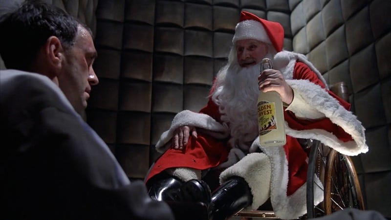 Forget Die Hard. Brazil Is Actually the Best Christmas Movie