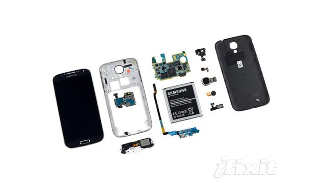 Samsung Galaxy S4 Teardown: Easy to Fix By Design