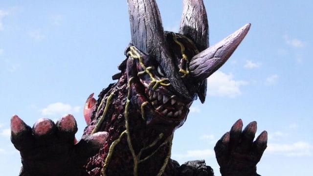 Goofy Kaiju Flick is Sci-Fi Meets Hentai