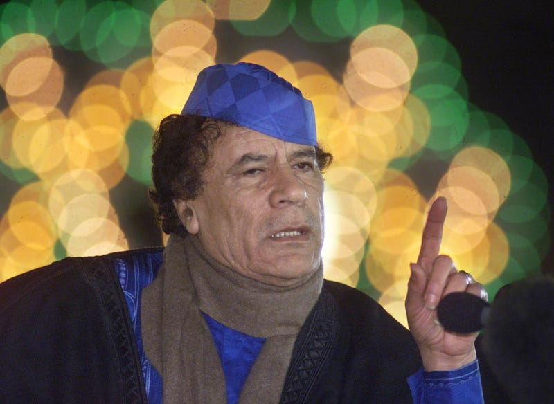 Did a French Spy Novelist Just Help Reveal that Qaddafi Was the Lockerbie Fall Guy?