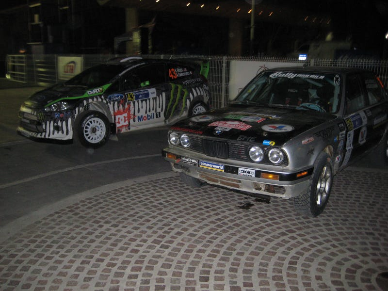 The $500 Craigslist rally car returns to Mexico