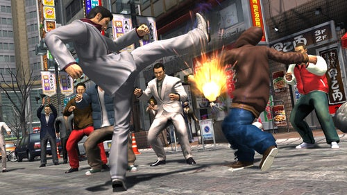 Yakuza 3 Impressions: In English, Partly