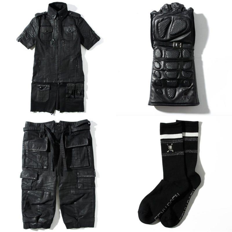 this is some pricey final fantasy 15 clothing kotaku uk