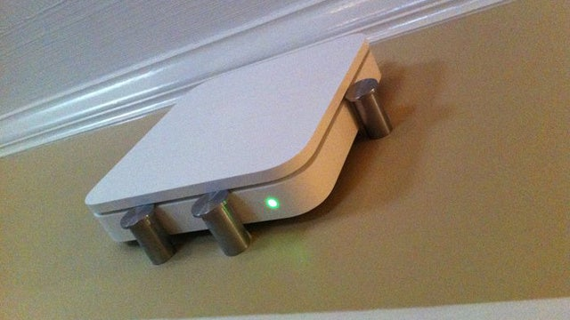 Mount Your Router To The Wall For Better Wi Fi Reception