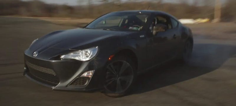 The Scion FR-S Break In Procedure Does Not Recommend This Activity