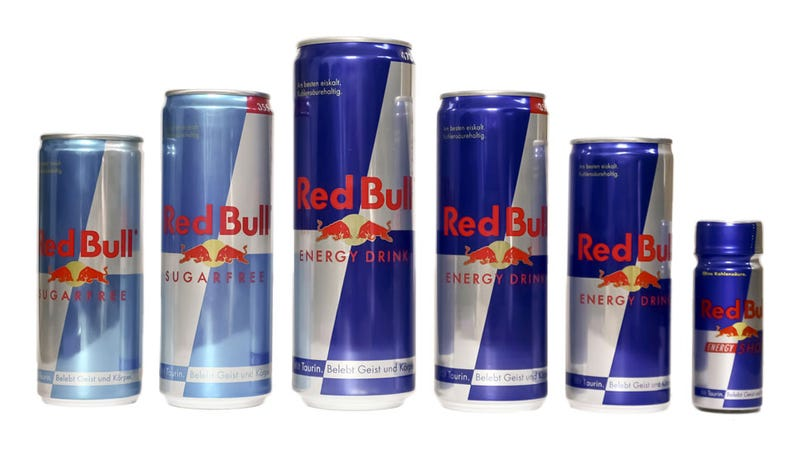 Blackmailers Are Threatening Red Bull With Poop-Tainted Cans
