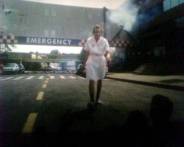 Look Who Nurse Joker Is Coming To Visit