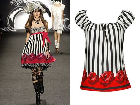 How Forever 21 Keeps Getting Away With Designer Knockoffs