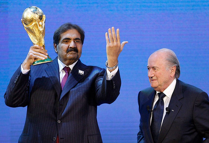 Qatar Soccer Head Says World Cup Bidding Was Fair