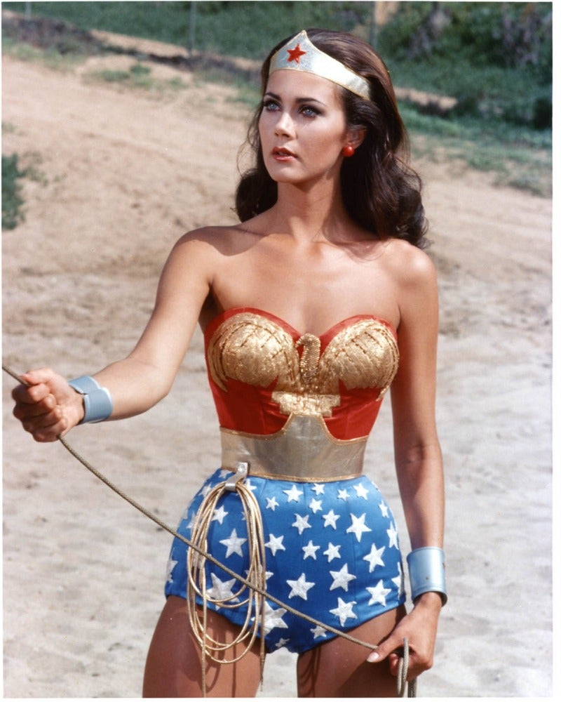 What superheroes did you idolize as a kid?