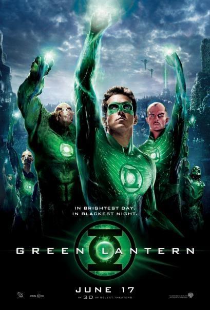 Secrets of Green Lantern: Will Hal Jordan be your antidote to dark superheroes?