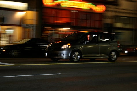 Jalopnik Reviews: 2007 Honda Fit Sport, Part 3