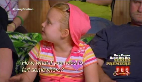 Farting, Rednecks and Gay Pigs: Here Comes Honey Boo Boo Is Riveting