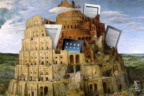 Giz Explains: How You're Gonna Get Screwed By Ebook Formats