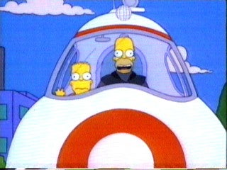 The Monorail Episode Of The Simpsons Aired 20 Years Ago