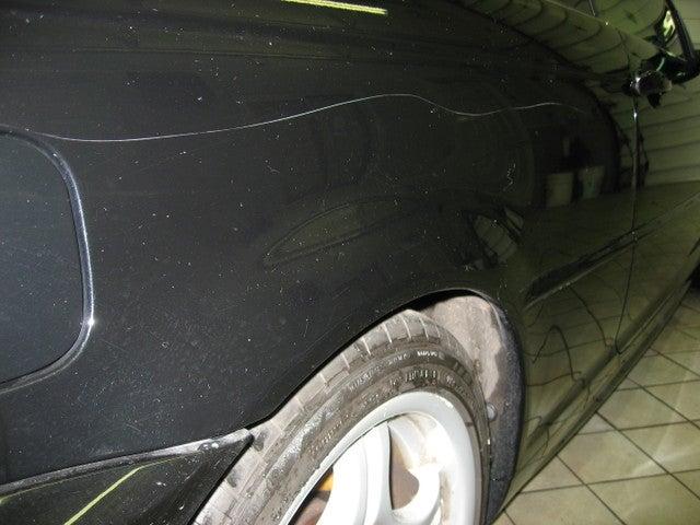 Saab Touch-Ups
