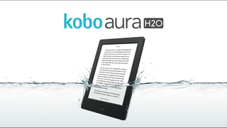Read In the Tub? The Waterproof Kobo Aura H2O Is For You