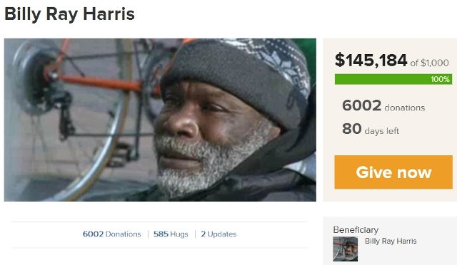 Internet Raises Nearly $150k for Homeless Man Who Returned Woman's Lost Engagement Ring