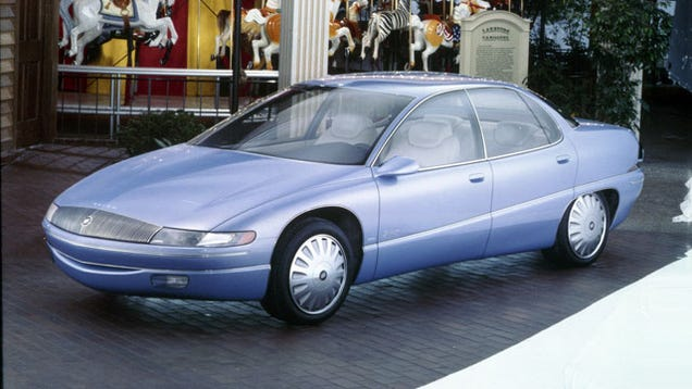 Buick Bolero Concept Car