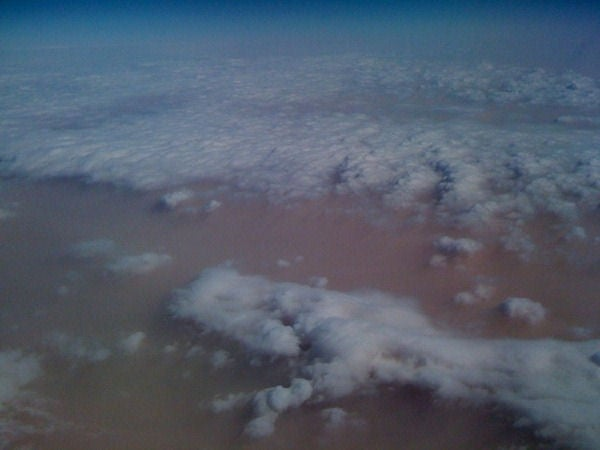 Waking Up On Mars: Australia's Bizarre Dust Storm