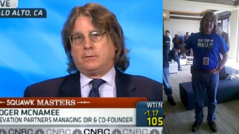Job-Killing Plutocrat Loves Occupy Wall Street
