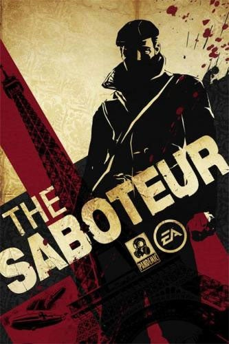 The Saboteur Is, Apparently, Not A WW2 Game