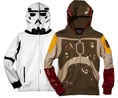 Dealzmodo: Star Wars Hoodies for $59
