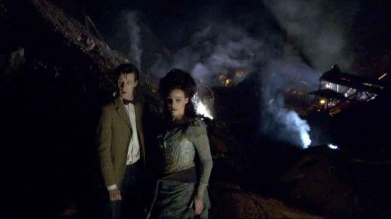 "Neil Gaiman explains why his Doctor Who episode is a ""game-changer"""