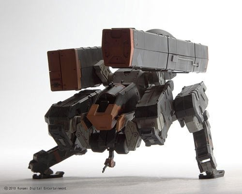 Metal Gear Solid Peace Walker's Toys, By Square Enix