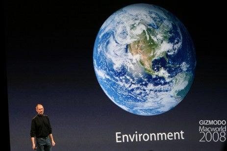 GIzmodo Live at Macworld 2008