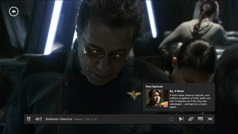 The New Netflix Video Player Feature by Feature