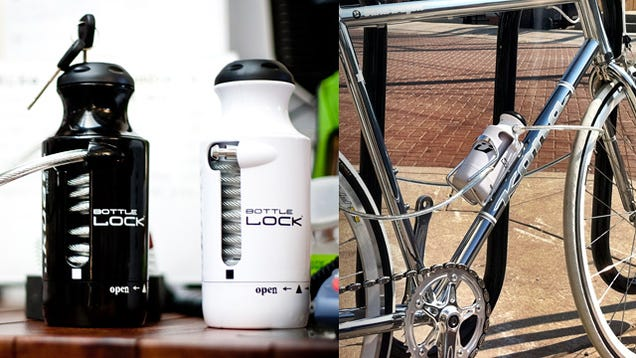 Bike That Locks Itself Küat Racks Bike Lock