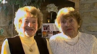 World's Oldest Twins Say Liquor Is The Key To Longevity