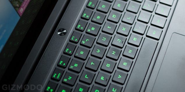 Razer Blade 2014 Review: Great For Games, Overkill Otherwise