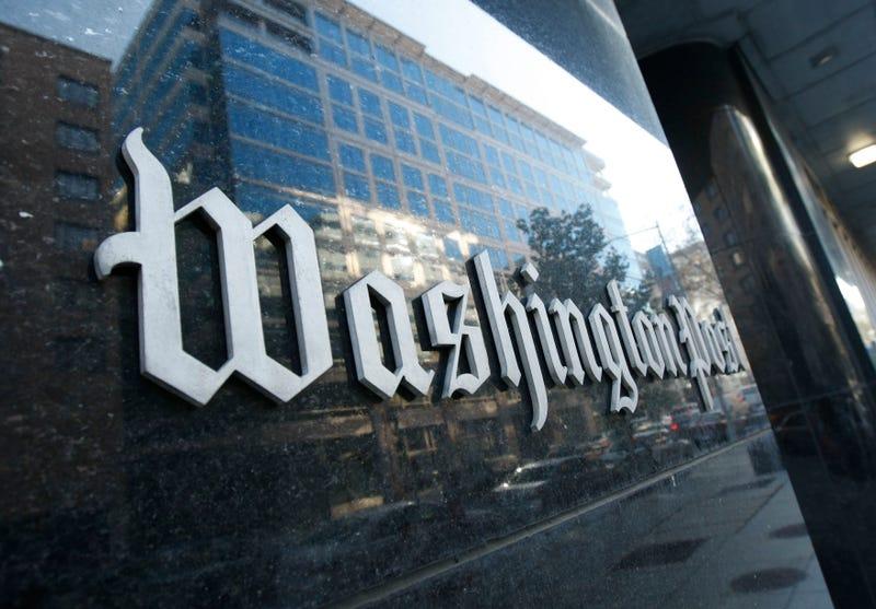 The Washington Post Is a Bitter, Jealous Little Newspaper