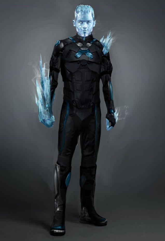 X-Men Days of Future Past X Men Days Of Future Past Storm Costume