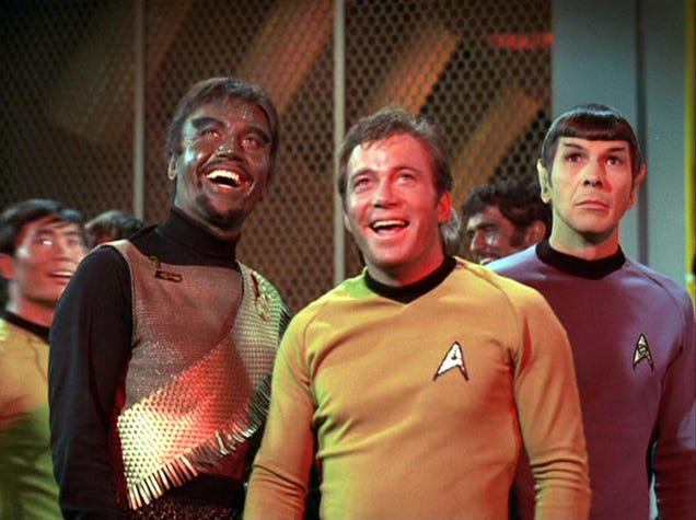 The Top 100 Star Trek Episodes Of All Time!
