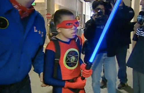 Child's Final Superheroic Wish Is The Greatest Thing You'll Read Today