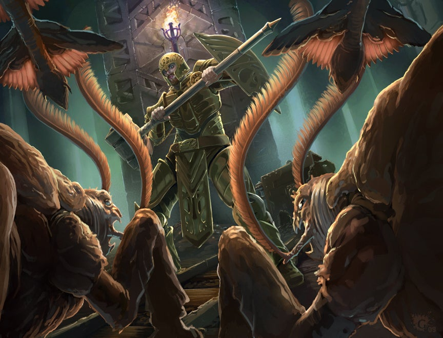 In the worlds of D&D, there are countless monsters that terrify the general populace, but only a few truly strike fear into the heart of adventurers. Not because they're so powerful, mind you, but because they're really annoying. Here are a dozen player-tormenting monsters beloved by cruel Dungeons Masters.
