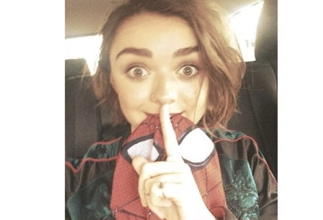 Arya Stark Went to Comic-Con in Disguise and Fooled Everyone