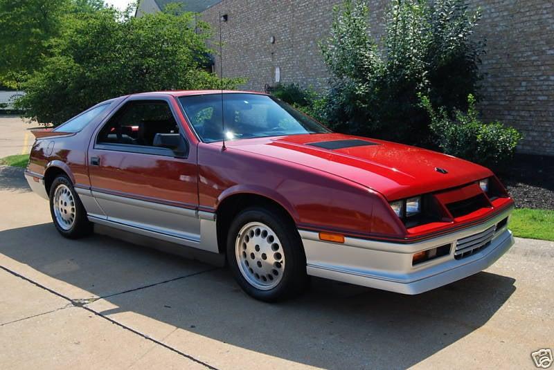 Nice Price Or Crack Pipe: The $25,000 Dodge Daytona Turbo Z?