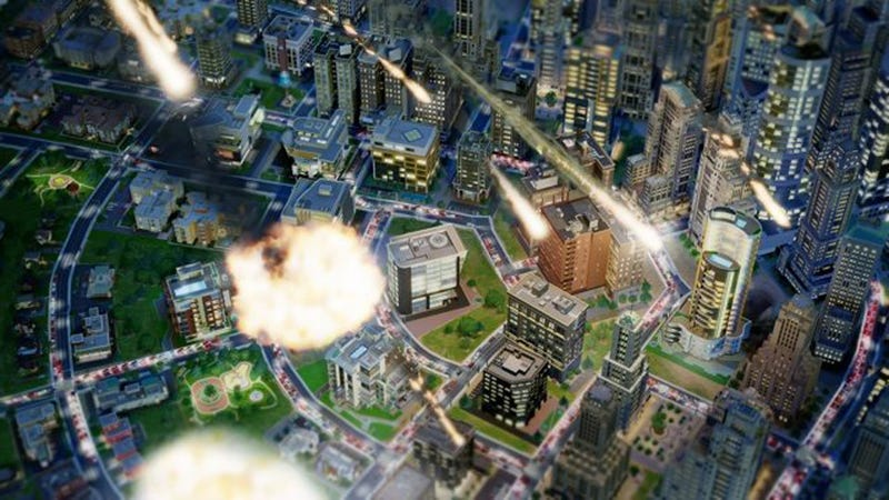EA Says 'Performance Will Fluctuate' As SimCity's Creators Attempt to Fix Game's Problems