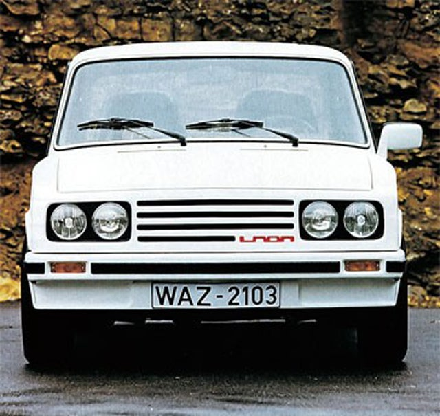 Porsche Once Redesigned The Lada