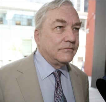 Notably Dishonest Tycoon Conrad Black Uses 'Honest Services' Clause to Plead for Freedom