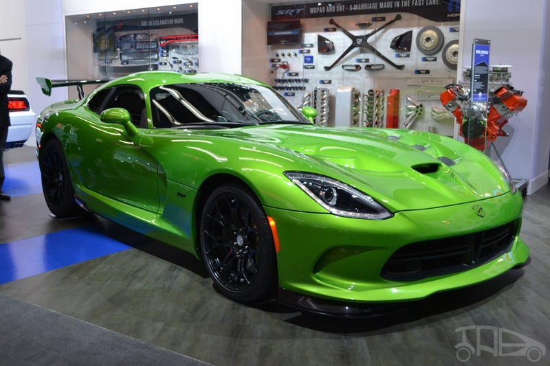What do you guys think of this Viper?