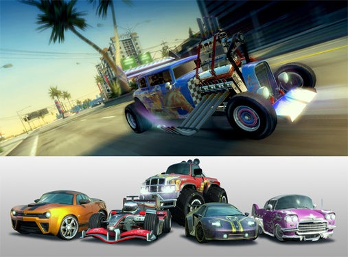 Burnout Paradise Toy Cars, Boost Specials Drop Early